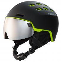 Шлем Head RADAR (black/lime) - M/L (56-59 см)