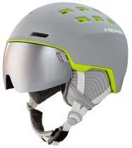 Шлем Head RACHEL (grey/lime) - XS/S (52-55 см)
